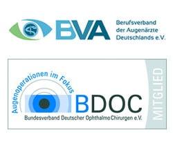 Zertifiziert durch BVA und BDOC